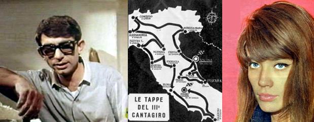 Nicola Di Bari - Cantagiro 1964 - Françoise Hardy