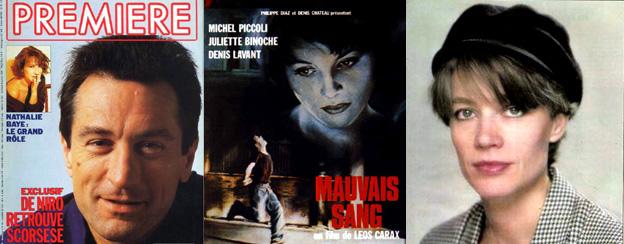 Première - Mauvais Sang - Françoise Hardy
