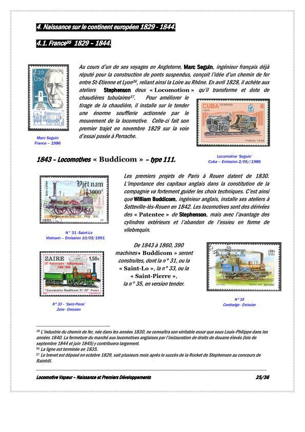 Naissance sur le continent européen,France (1/2)