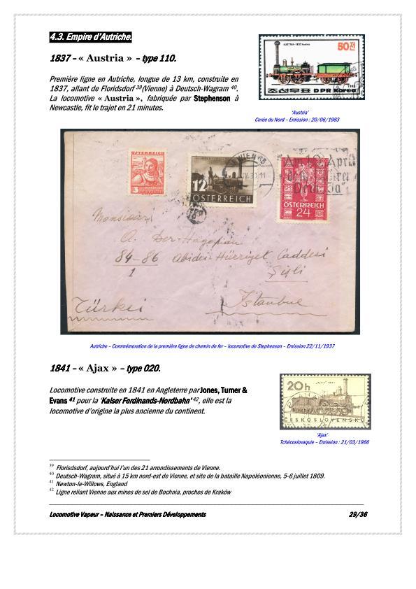 Empire d'Autriche (1/2)