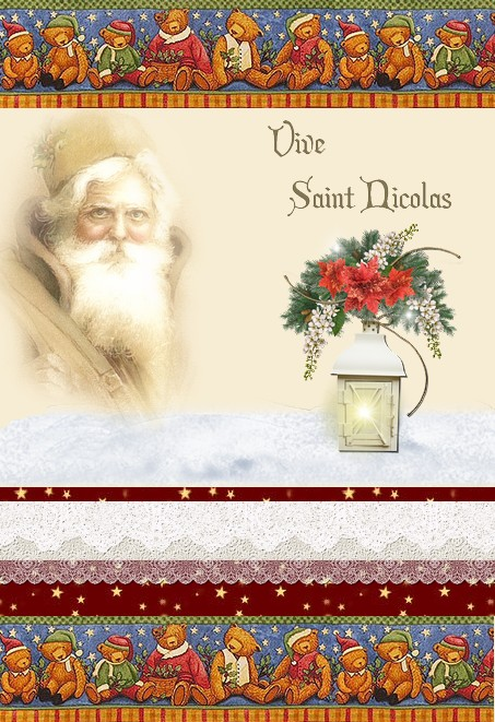 Carte gratuite Saint Nicolas