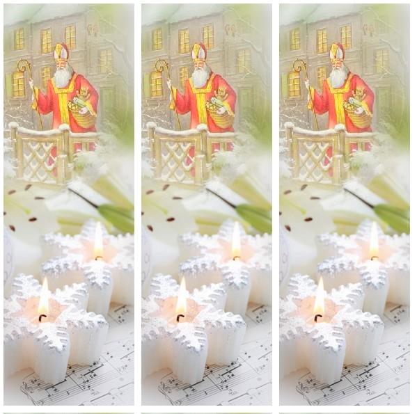Marque page Saint Nicolas