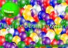 Anniversaire ballons