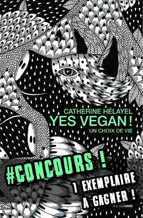 [Concours] Yes Vegan en poche à gagner !