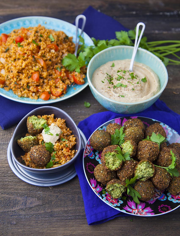 25 Assiettes Vegan - Marie Laforêt