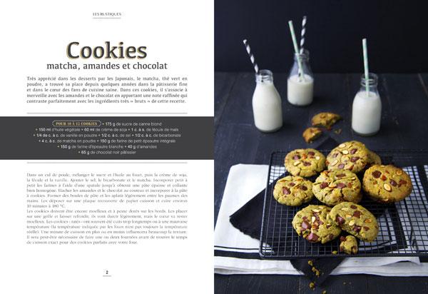 25 Desserts Vegan Marie Laforêt