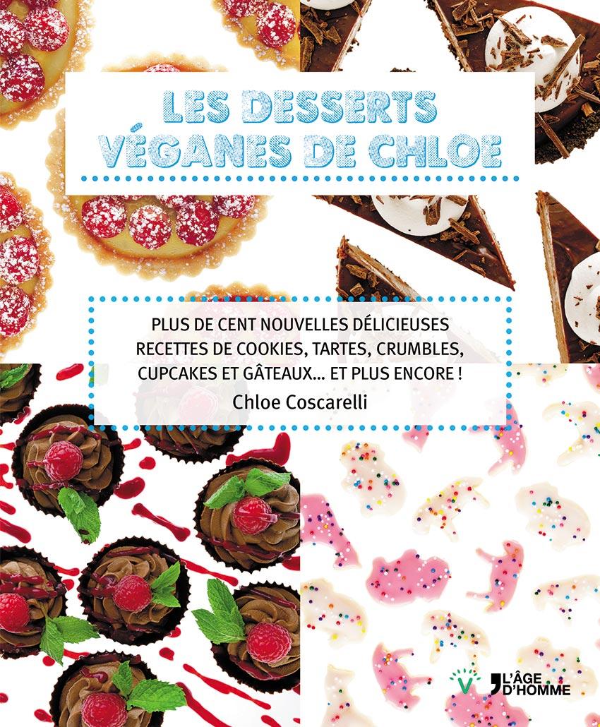 Les desserts véganes de Chloe