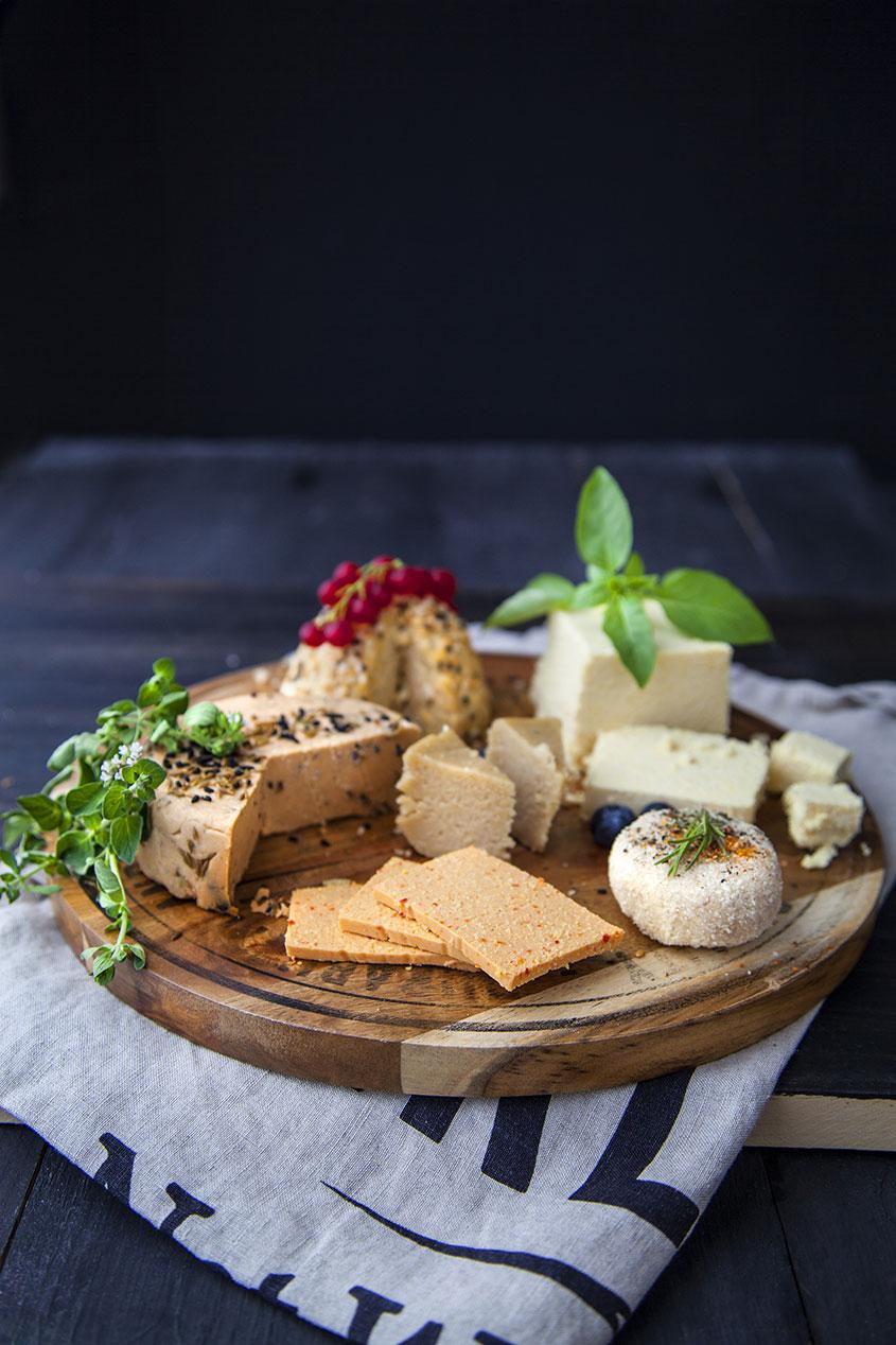 Fromages Vegan de Marie Laforêt 02
