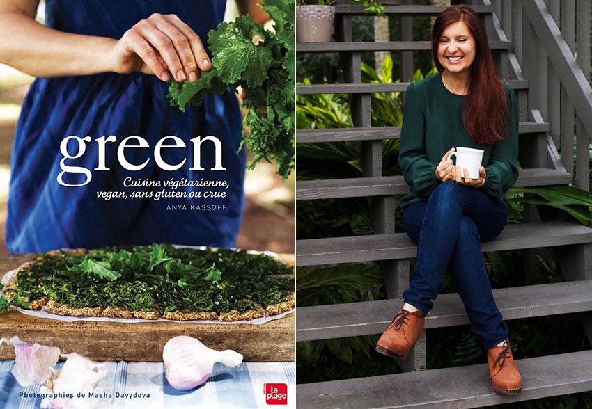 Couverture de Green et Anya Kassoff