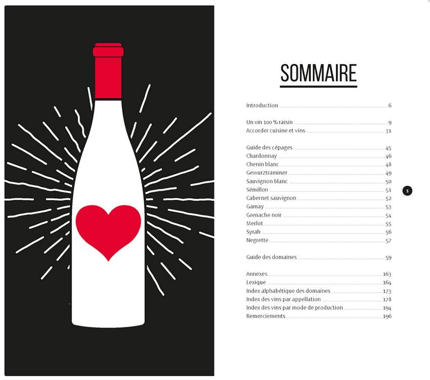 sommaire Guide Brachet des vins vegan & végétaliens