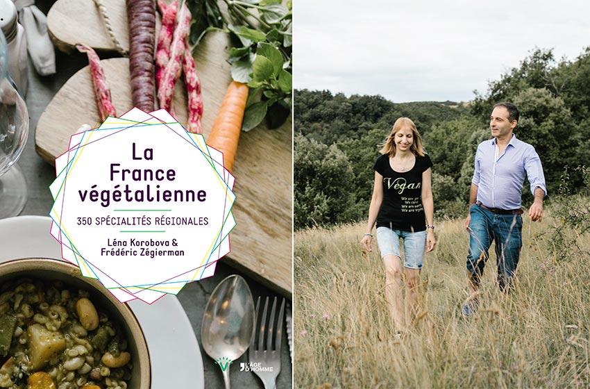 La France Végétalienne | Léna K & Frédéric Zm