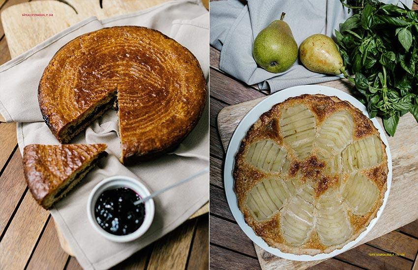 Gâteau d'Itxassou | Tarte Bourdaloue