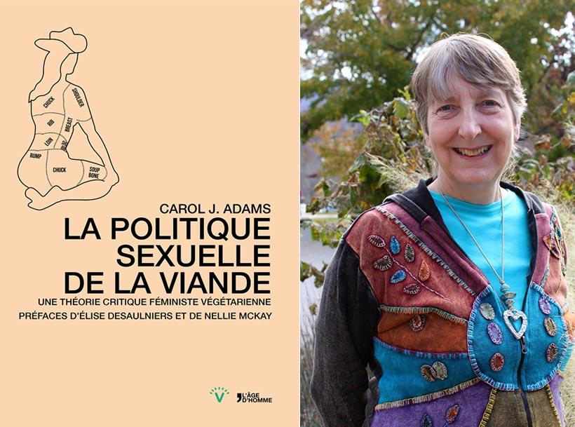 CAROL J. ADAMS LA POLITIQUE SEXUELLE DE LA VIANDE