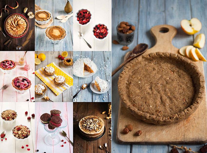 Page d'ouverture & Pâte à tarte. Crédit photo : Ophélie Véron