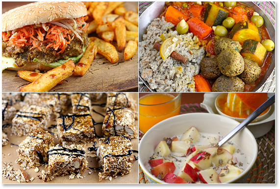 Cuisinez végétalien Protéines végétales 10 recettes gourmandes