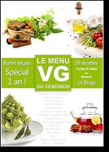 Recettes veganes spécial buffet de 35 recettes
