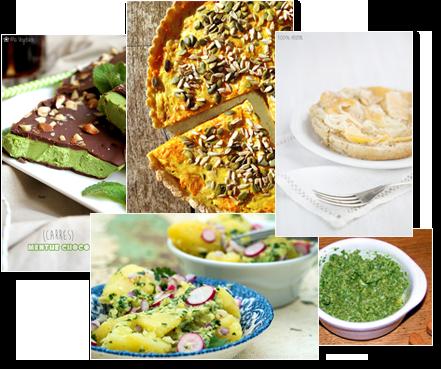 recettes bio et vegetales