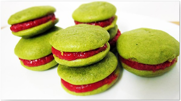 whoopies vegetalien