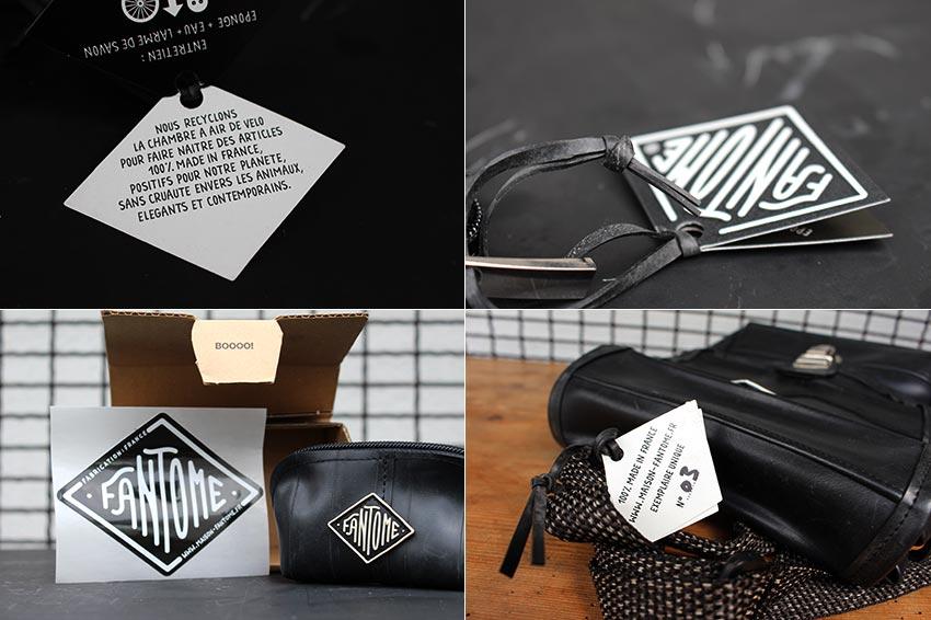 Fantome : Sacs & Accessoire sans cuir vegan