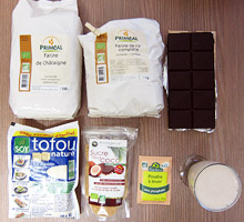 gateau moelleux chocolat sans gluten vegan vegetalien