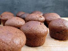 muffins zombie Halloween chocolat vegan vegetalien