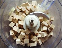 tartinade express tofu vegan vegetalien fromage vegetal