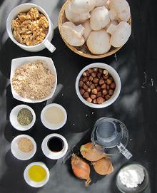 galettes aux noix fait maison