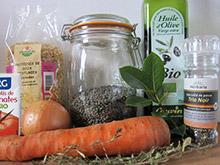 Hachis parmentier vegan vegetalien