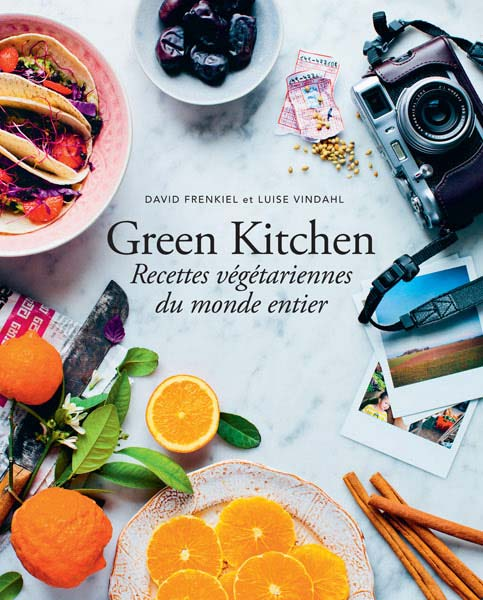 Green Kitchen David Frenkiel & Luise Vindahl