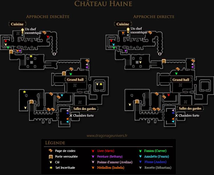 carte chateau haine approches dragon age 2 mota
