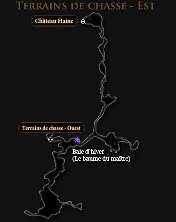 carte Le baume du maître dragon age 2 dlc mota