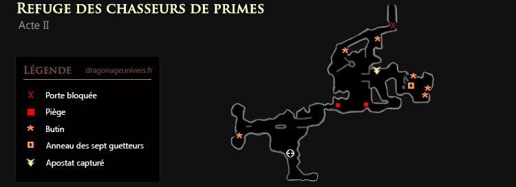 Dragon Age 2 Refuge des chasseurs de primes