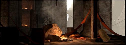 Cartes de Sombrerue Dragon Age 2