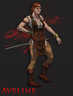 aveline Dragon age 2