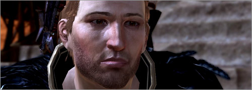 Dragon Age 2 Anders