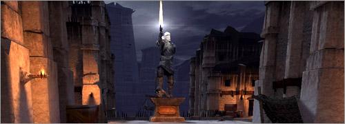 Dragon Age 2 Les Docks
