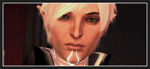 dragon age 2 romance Fenris
