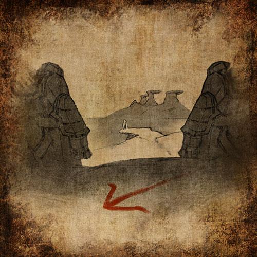 carte codex Dragon Age Inquisition