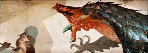 Dragon Age Inquisition codex Créatures