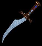 Dague Épine sauvage DLC