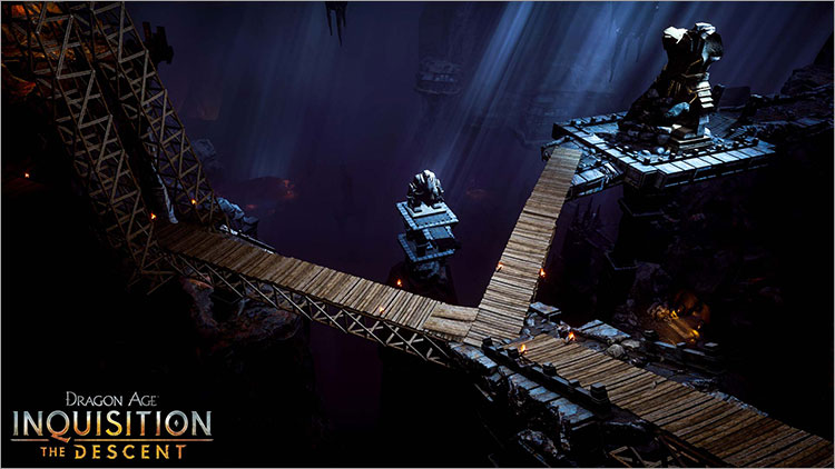 Dragon Age Inquisition : La Descente / Trailer