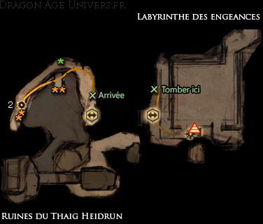 carte pièces anciennes Portes de Segrummar
