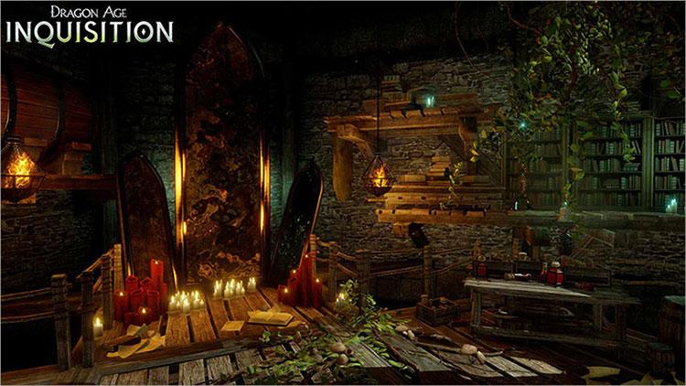 Dragon Age: Inquisition – Le Palais des perles noires & Fléau des dragons