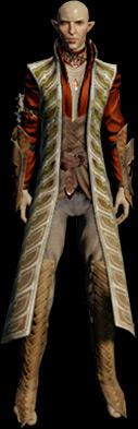 Ancienne robe elfique