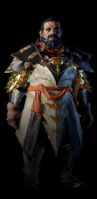 Armure lourde du dragon