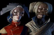 Masque des Chalons
