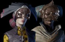 Masque du Grand Duc