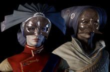 Masque de la Grande Duchesse