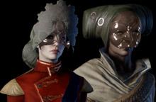 Masque de l'Impératrice