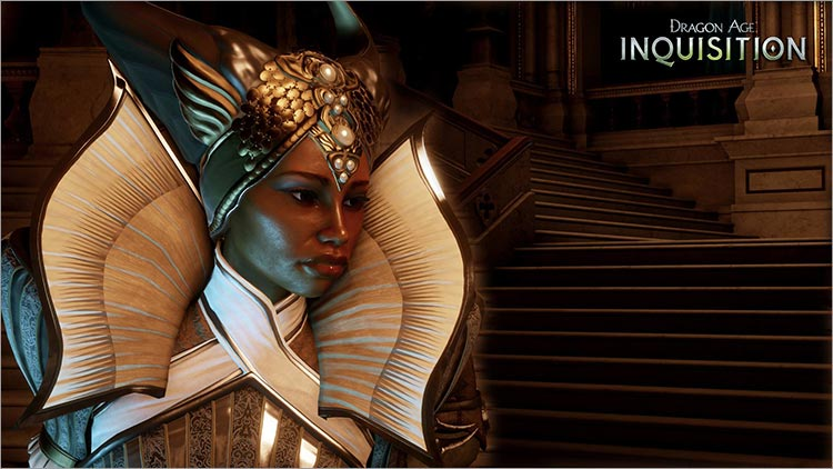Création d'un Enchanteresse Imperiale : vivienne 02
